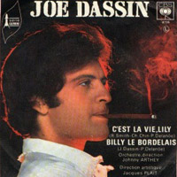 Billy le bordelais - Joe DASSIN, Pierre DELANOE - (c) Music 18
